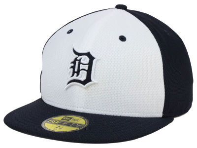Detroit Tigers New Era MLB Diamond Era 59FIFTY Cap