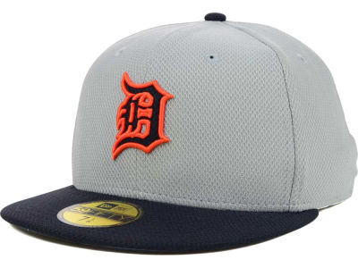 Detroit Tigers New Era MLB Diamond Era BP 59FIFTY Cap