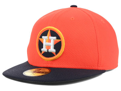 Houston Astros New Era MLB Diamond Era 59FIFTY Cap