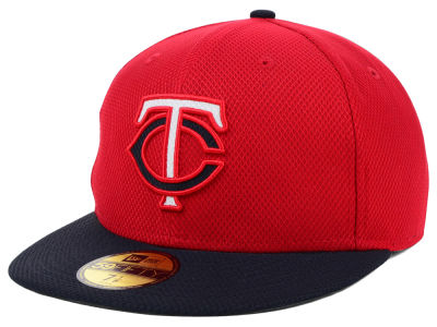 Minnesota Twins New Era MLB Diamond Era 59FIFTY Cap