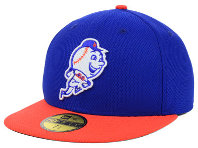 New York Mets New Era MLB Diamond Era 59FIFTY Cap