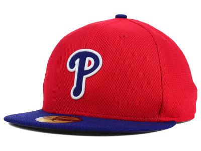 Philadelphia Phillies New Era MLB Diamond Era BP 59FIFTY Cap