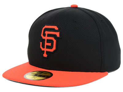 San Francisco Giants New Era MLB Diamond Era 59FIFTY Cap