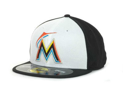 Miami Marlins New Era MLB Kids Diamond Era 59FIFTY Cap