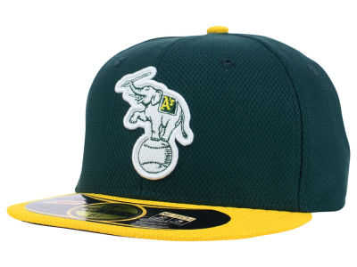 Oakland Athletics New Era MLB Kids Diamond Era 59FIFTY Cap