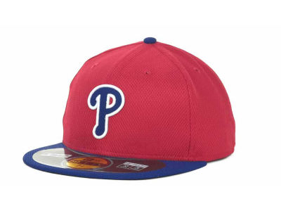 Philadelphia Phillies New Era MLB Kids Diamond Era 59FIFTY Cap