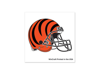 Cincinnati Bengals Tattoo 4-pack