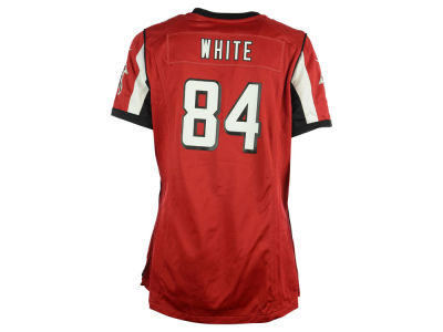 Atlanta Falcons Roddy White Nike NFL Women's Game Jersey