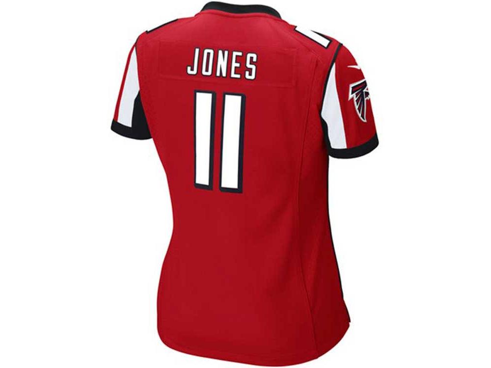 Atlanta Falcons Julio Jones Nike NFL Women s Game Jersey  70045ff591