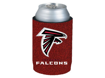 Atlanta Falcons Glitter Can Coozie