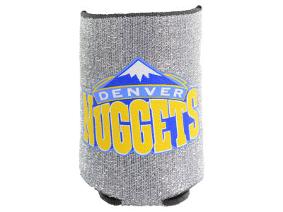 Denver Nuggets Glitter Can Coozie