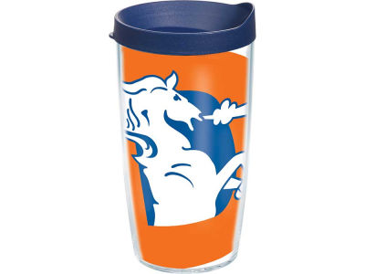 Denver Broncos 16oz. Colossal Wrap Tumbler with Lid