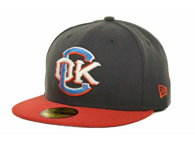 Oklahoma City Dodgers New Era New Era Cities 10 59FIFTY Cap
