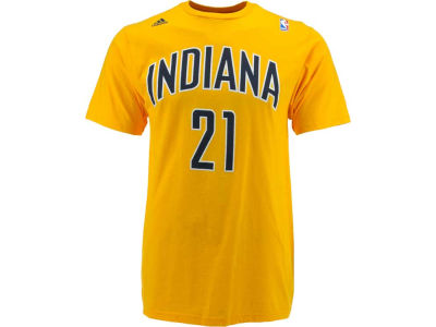 Indiana Pacers David West adidas NBA Men's Player T-Shirt