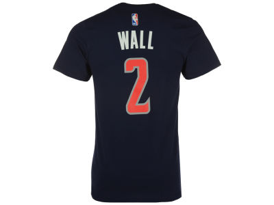 Washington Wizards John Wall adidas NBA Men's Player T-Shirt