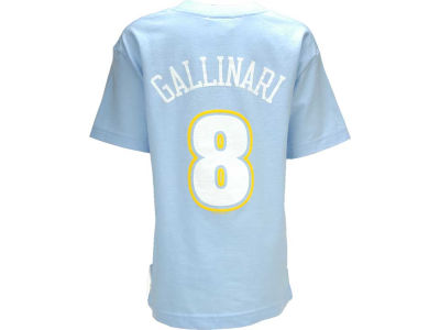 Denver Nuggets Danilo Gallinari NBA Youth Name And Number T-Shirt