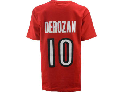 Toronto Raptors Demar Derozan NBA Youth Name And Number T-Shirt