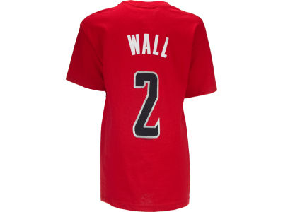 Washington Wizards John Wall NBA Youth Name And Number T-Shirt
