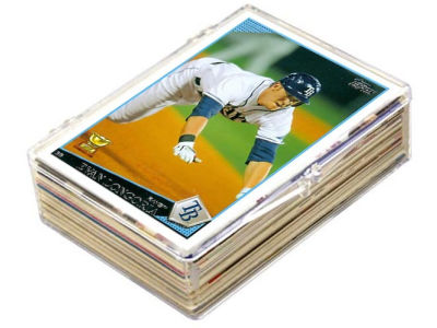 Tampa Bay Rays 50 Card Pack-Assorted