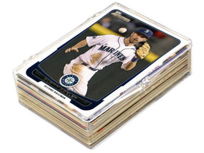Seattle Mariners 50 Card Pack-Assorted