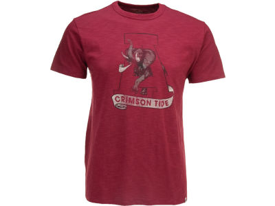 Alabama Crimson Tide '47 NCAA Logo Scrum T-Shirt