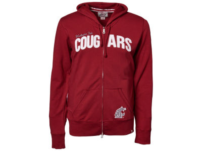 Washington State Cougars '47 NCAA Womens Pep Rally Full Zip Hoodie