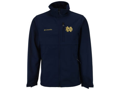 Notre Dame Fighting Irish Columbia NCAA Ascender Softshell Jacket