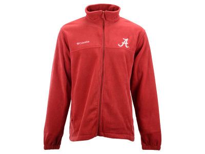 Alabama Crimson Tide Columbia NCAA Flanker Full Zip Jacket