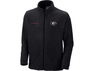 Georgia Bulldogs Columbia NCAA Flanker Full Zip Jacket