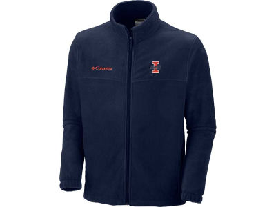 Illinois Fighting Illini NCAA Flanker Full Zip Jacket