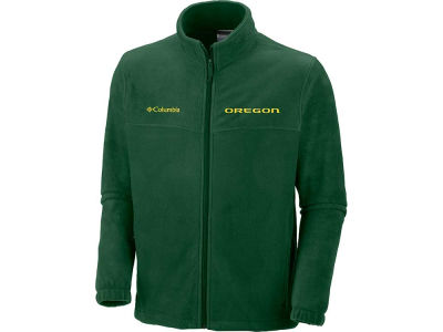 Oregon Ducks NCAA Flanker Full Zip Jacket