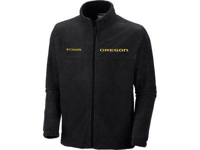 Oregon Ducks Columbia NCAA Flanker Full Zip Jacket