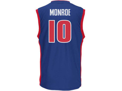 Detroit Pistons Greg Monroe Youth NBA Revolution 30 Jersey