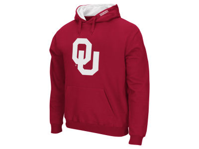 Oklahoma Sooners Colosseum NCAA Men's Big Logo Hoodie