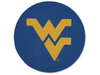 West Virginia Mountaineers 4-pack Neoprene Coaster Set