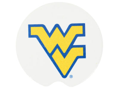 West Virginia Mountaineers 2 Pack Car Coasters