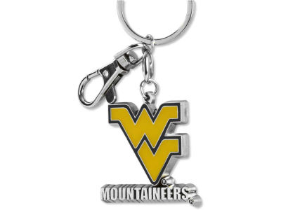 West Virginia Mountaineers Heavyweight Keychain