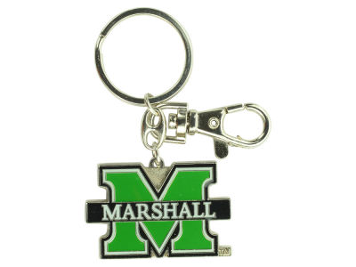 Marshall Thundering Herd Heavyweight Keychain
