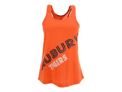 Auburn Tigers NCAA Womens Court Tank Top