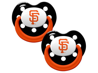 San Francisco Giants 2-pack Pacifier Set