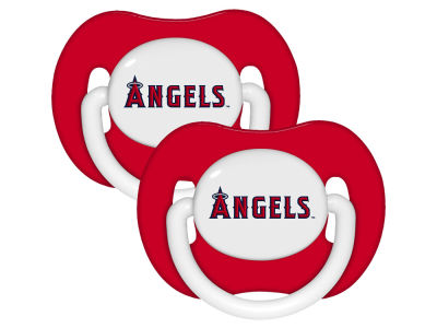 Los Angeles Angels 2-pack Pacifier Set