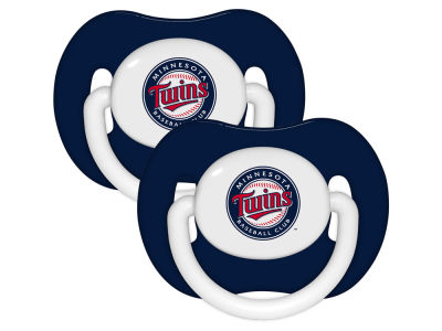 Minnesota Twins 2-pack Pacifier Set