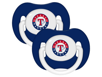 Texas Rangers 2-pack Pacifier Set