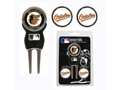 Baltimore Orioles Divot Tool and Markers