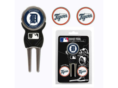 Detroit Tigers Divot Tool and Markers