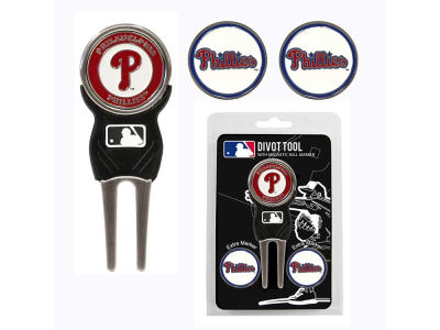 Philadelphia Phillies Divot Tool and Markers