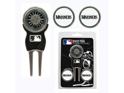 Seattle Mariners Divot Tool and Markers