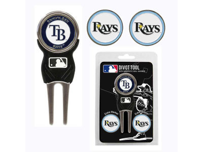 Tampa Bay Rays Divot Tool and Markers