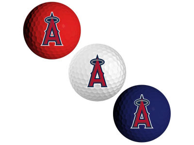 Los Angeles Angels 3-pack Golf Ball Set