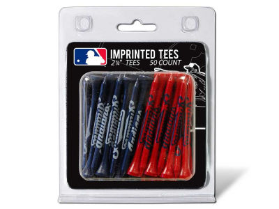 Cleveland Indians 50pk Golf Tees